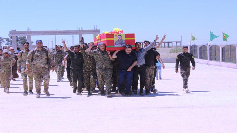 Photo of ŞERVANÊ YPG'Ê HEREKOL GIRKÊ LEGÊ HAT OXIRKIRIN