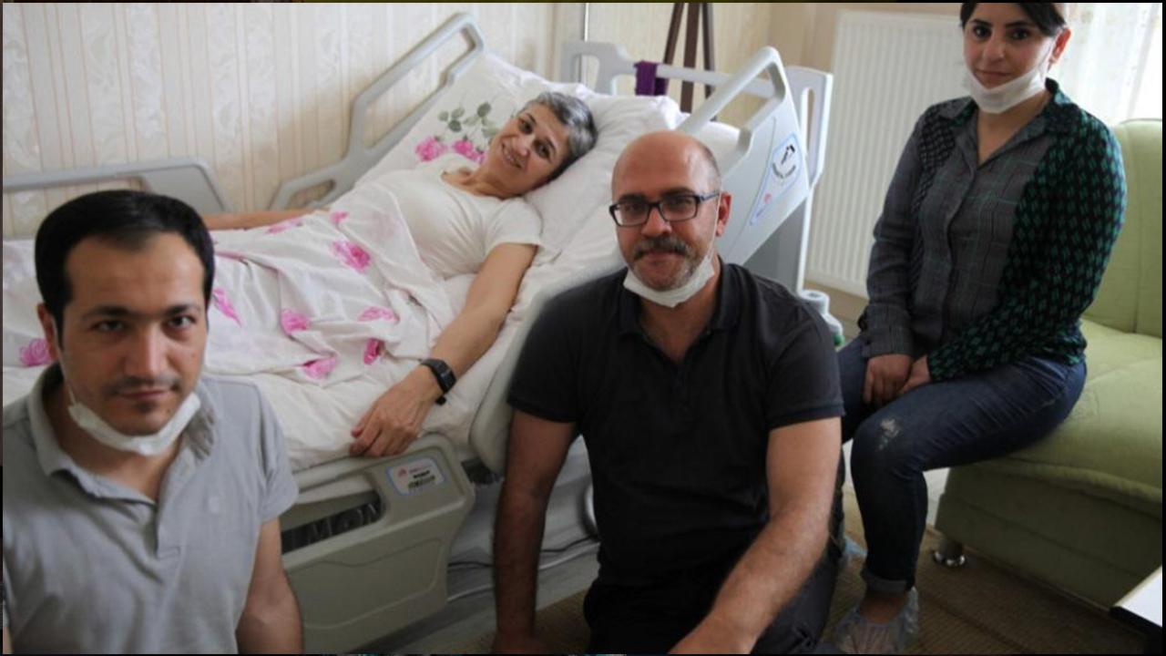 Photo of PARÊZERÊN OCALAN SERDANA LEYLA GUVEN KIRIN
