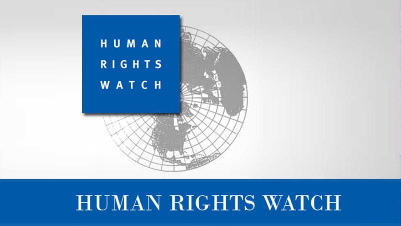 Photo of HUMEN RIGHTS WATCH: ISTIXBARATA REJÎMÊ LI DEVERÊN NÛ KONTROL DIKE SIVÎLAN DIREVÎNE