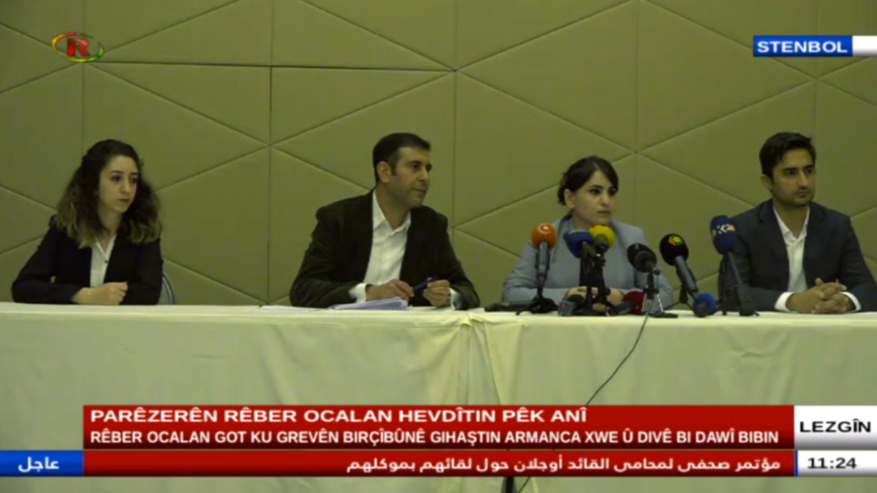 Photo of PEYAMA RÊBER OCALAN JI BO ÇALAKGERAN
