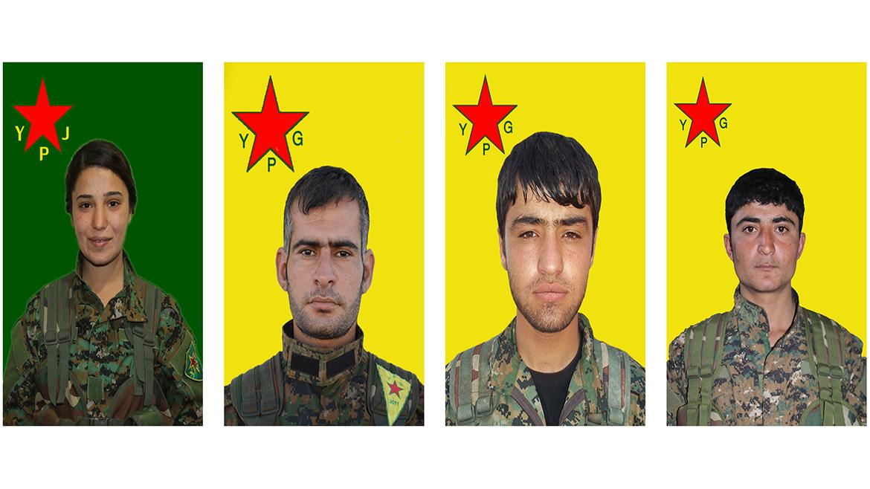 Photo of YPG'Ê NASNAEYA 4 ŞERVANAN EŞKERE KIR