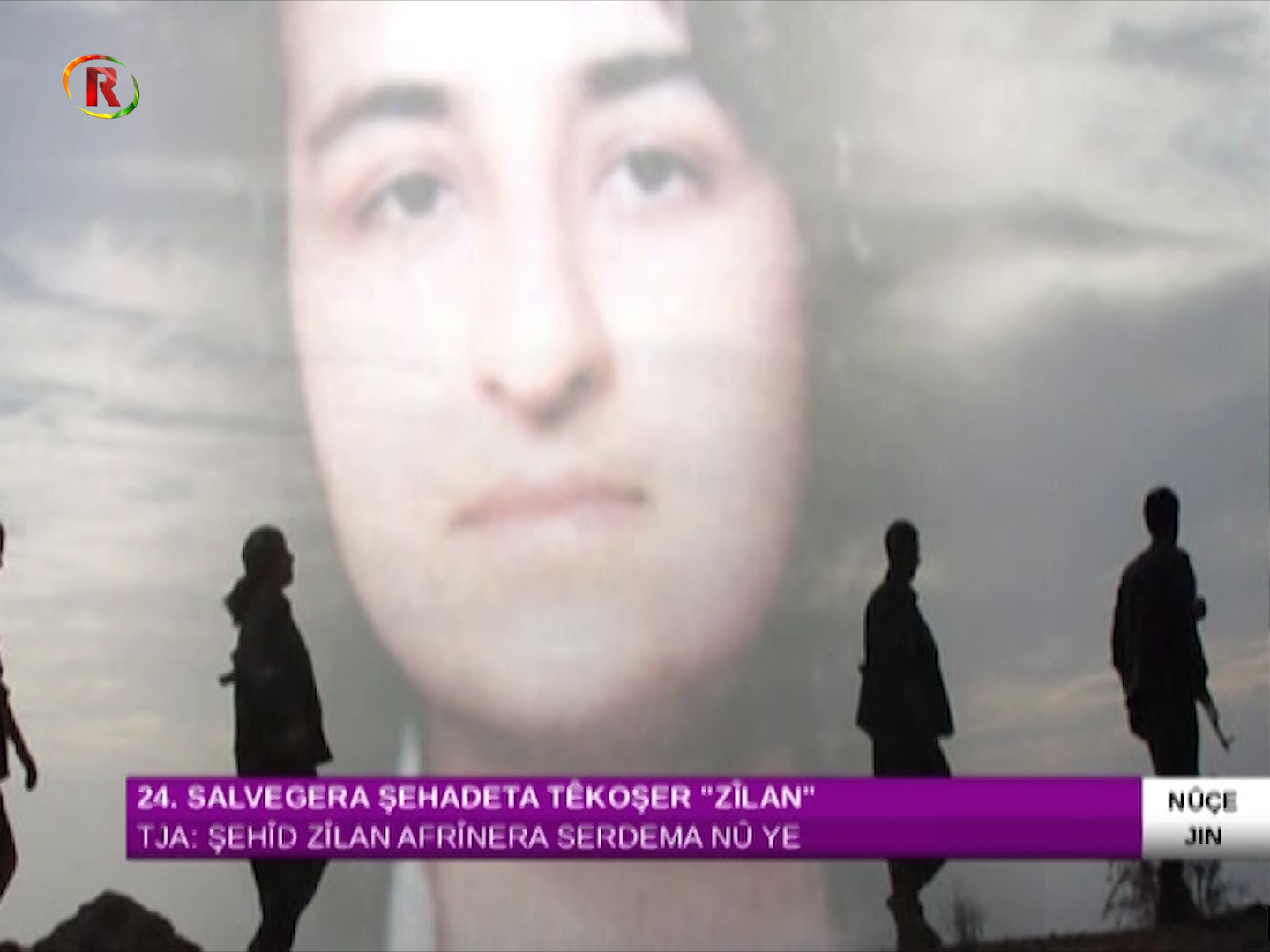 Photo of Ronahi TV- NÛÇE JIN