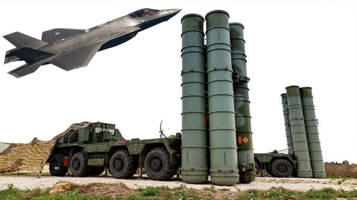 Photo of ERDOGAN NAVBERA S-400 Û F-35 DE WENDA BÛYE