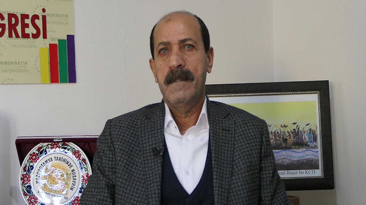 Photo of PARLAMENTERÊ HDP'Ê YÊ AMEDÊ: DIVÊ BARZANÎ LI BA GELÊ XWE BE