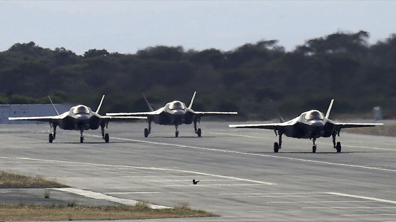 Photo of ENQERE LI BERDÊLEKÎ F-35 DIGERE Û KIRINÊN XWE LI QIBRISÊ KÊM DIKE
