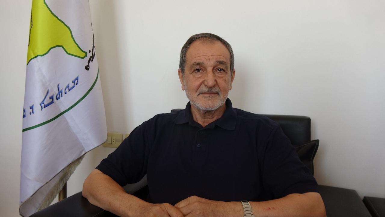 Photo of RIYAD DERAR:YEKÎTIYA OPZISYONA DEMOKRATÎK DIKARE ALOZIYA SÛRIYÊ ÇARESER BIKE