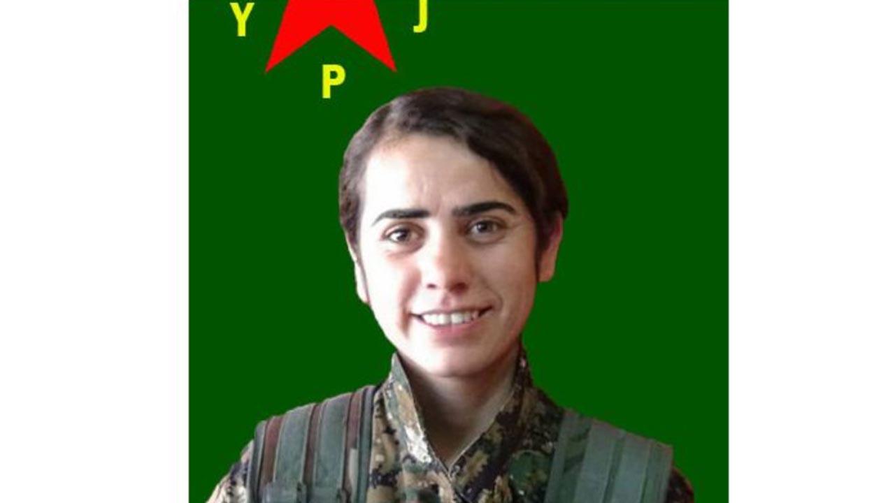 Photo of YPJ'Ê NASNAMEYA ŞERVANEKE XWE RAGIHAND