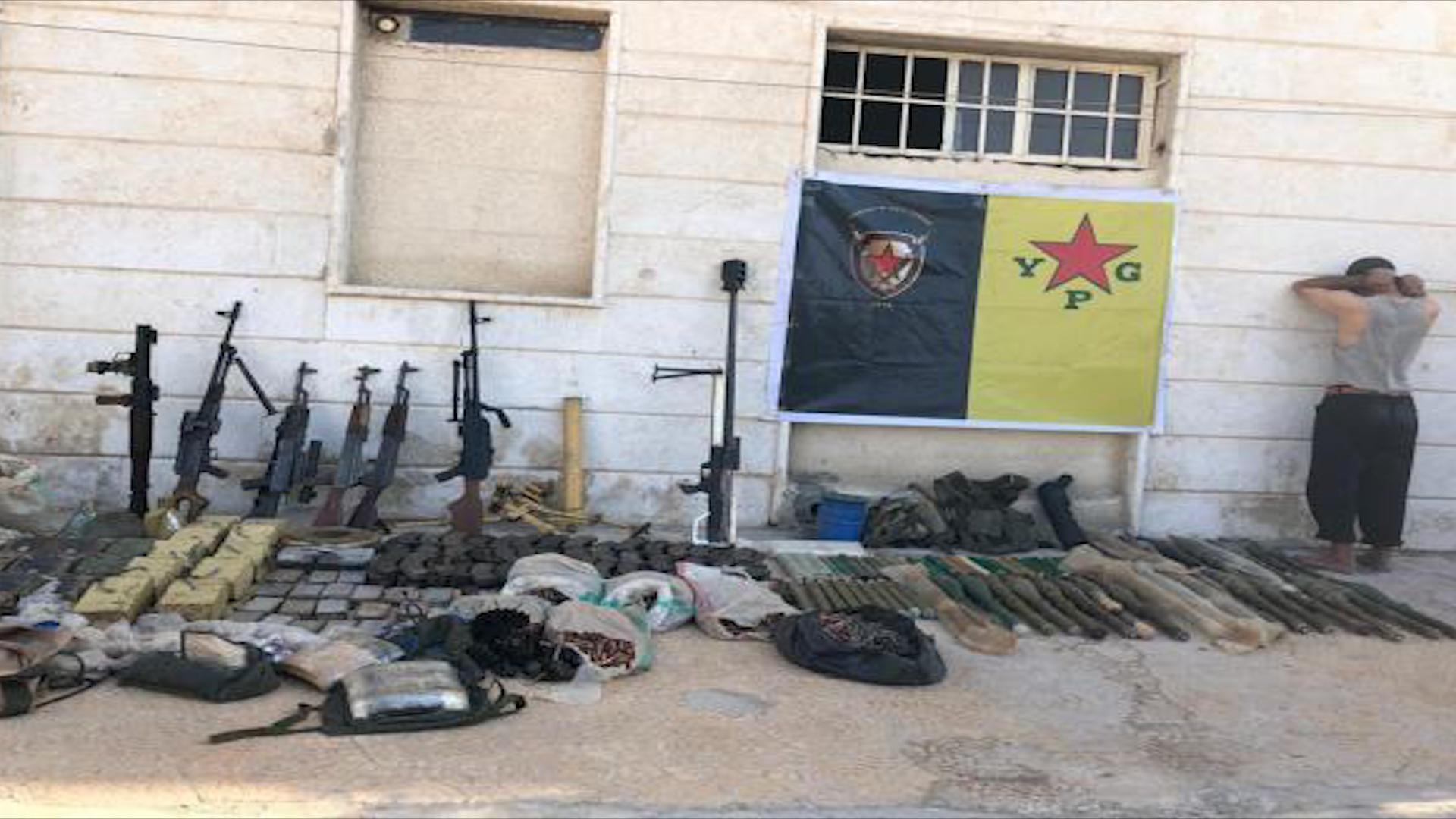 Photo of YPG: LI HESEKÊ Û NAVÇEYA ŞEDADÊ 3 ÇETE HATIN GIRTIN