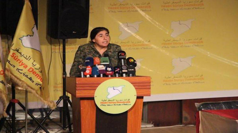 Photo of QSD: MECLISÊN LEŞKERÎ YÊN GIRÊ SPÎ Û SERÊKANIYÊ LI SER SÎNOR ŞÛNA YPG Û YPJ DIGRIN