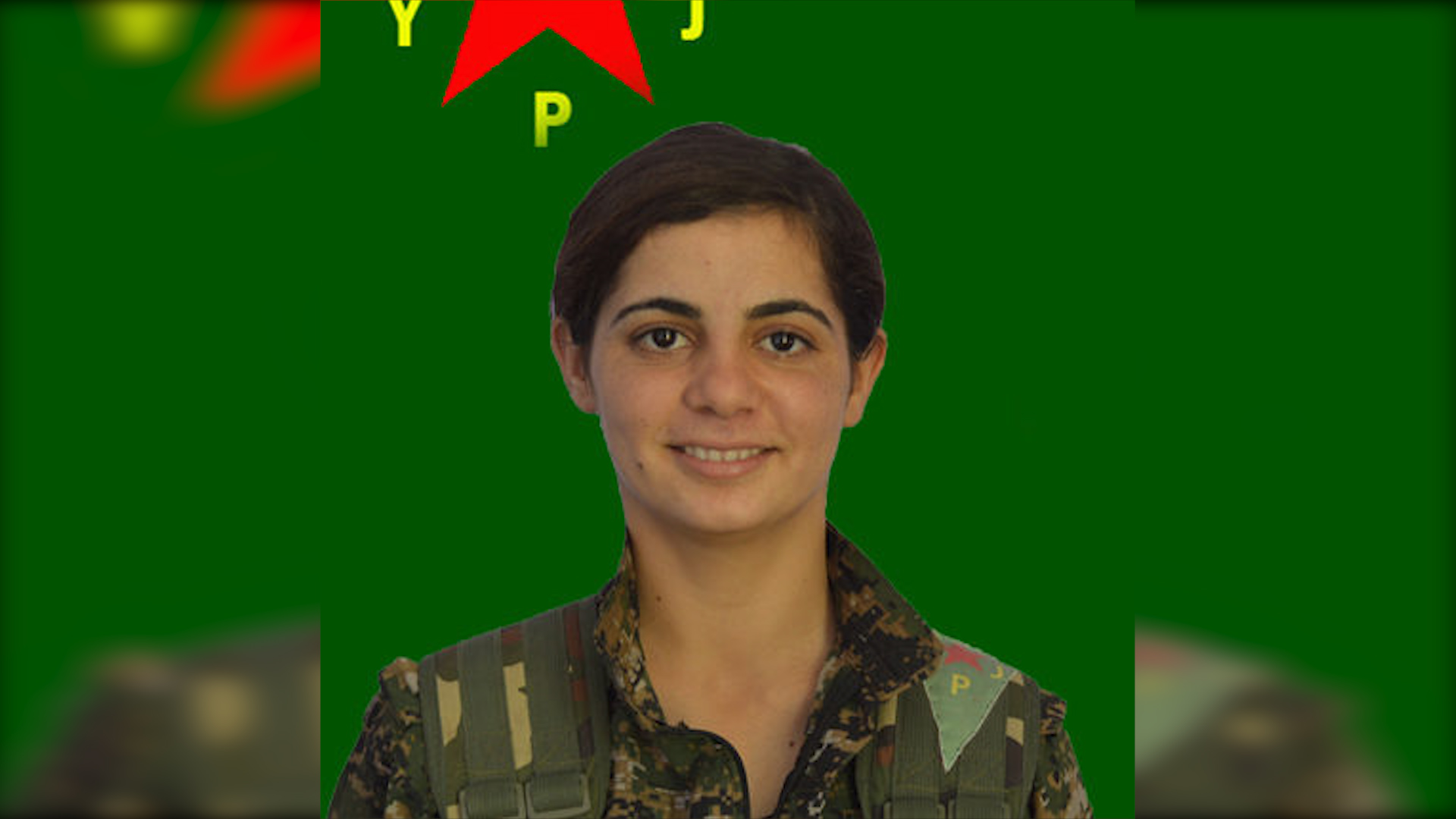 Photo of YPJ'Ê NASNAMEYA ŞERVANEKE XWE EŞKERE KIR