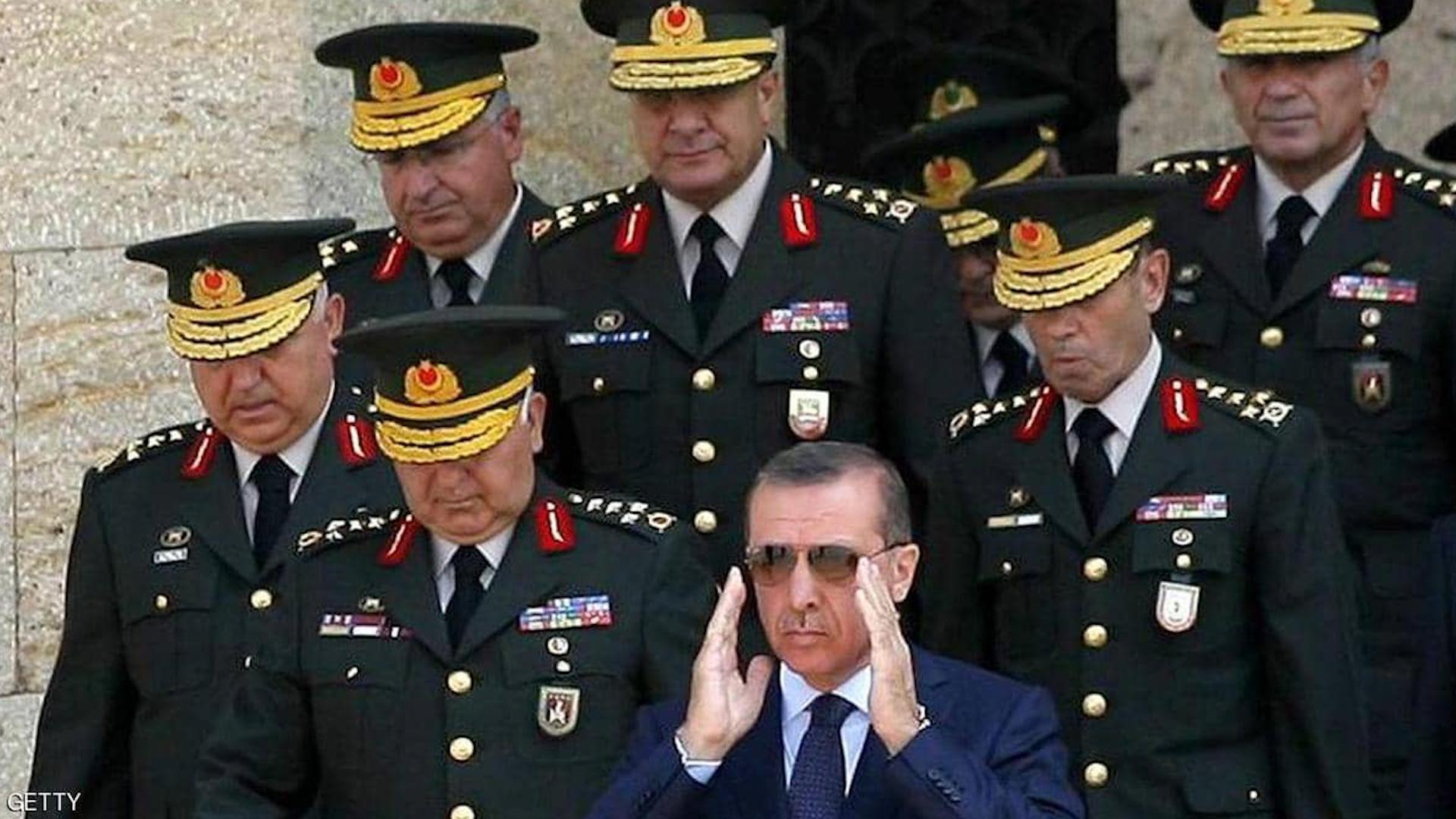 Photo of 5 GENERALÊN PAYEBILIND JI ARTÊŞA TIRKIYÊ VEQETIYAN
