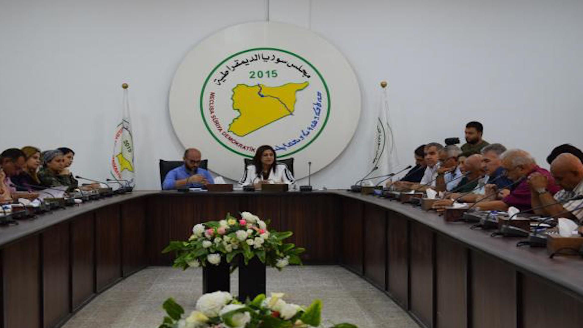 Photo of MSD: ARMANCA GEFÊN TIRKIYÊ TINEKIRINA TECRÛBEYA DEMOKRATIK E