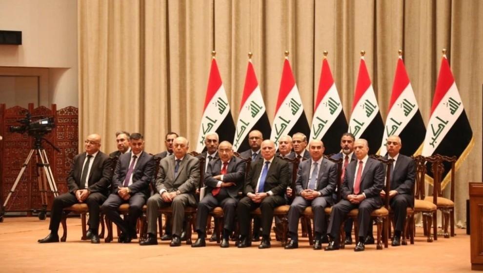 Photo of Ji bo lêpirsîna 5 wezîrên Iraqê îmze hatin komkirin