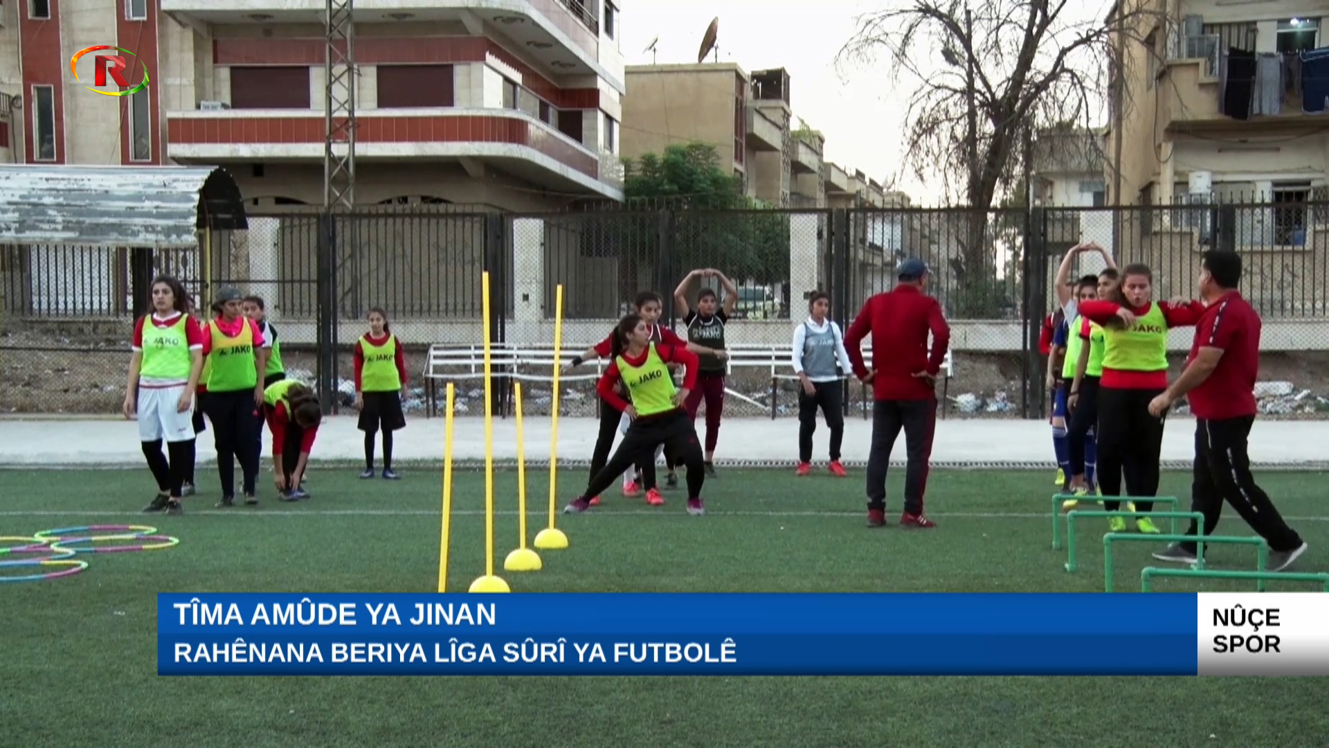 Photo of Ronahi TV – NÛÇE SPOR