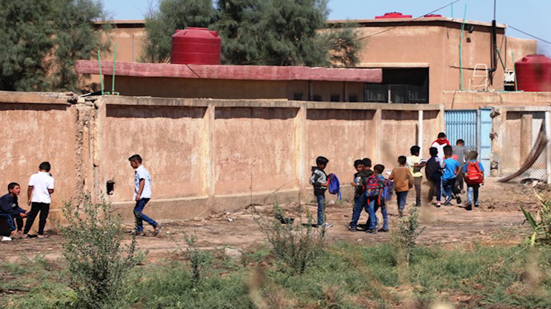 Photo of Li navêeya Erîşa ya Hesekê diryên 138 dibistanî hat vekirin