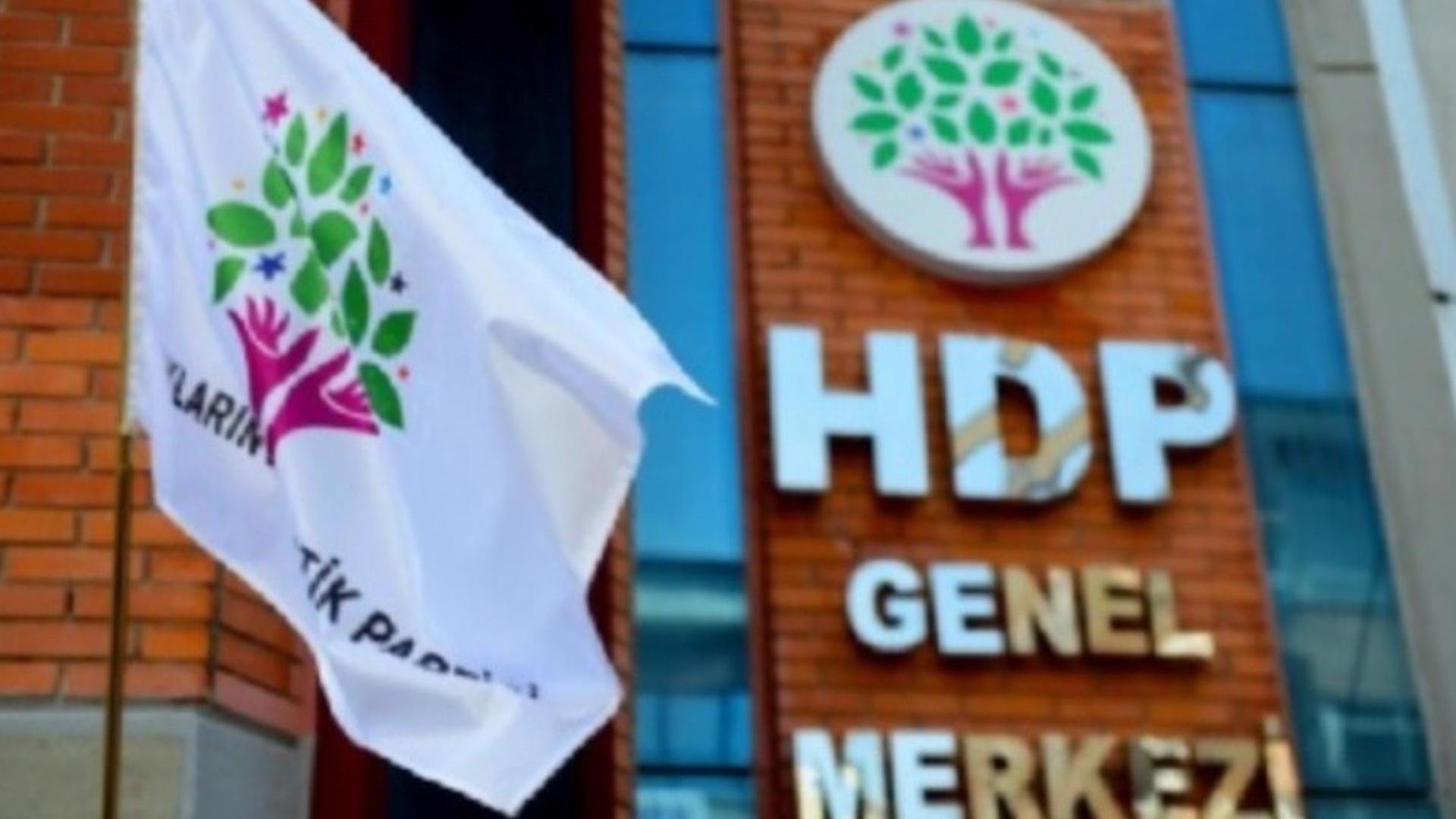 Photo of ŞANDEYA HDP'Ê WÊ LI EWROPAYÊ HIN HEVDÎTINAN PÊK BÎNE