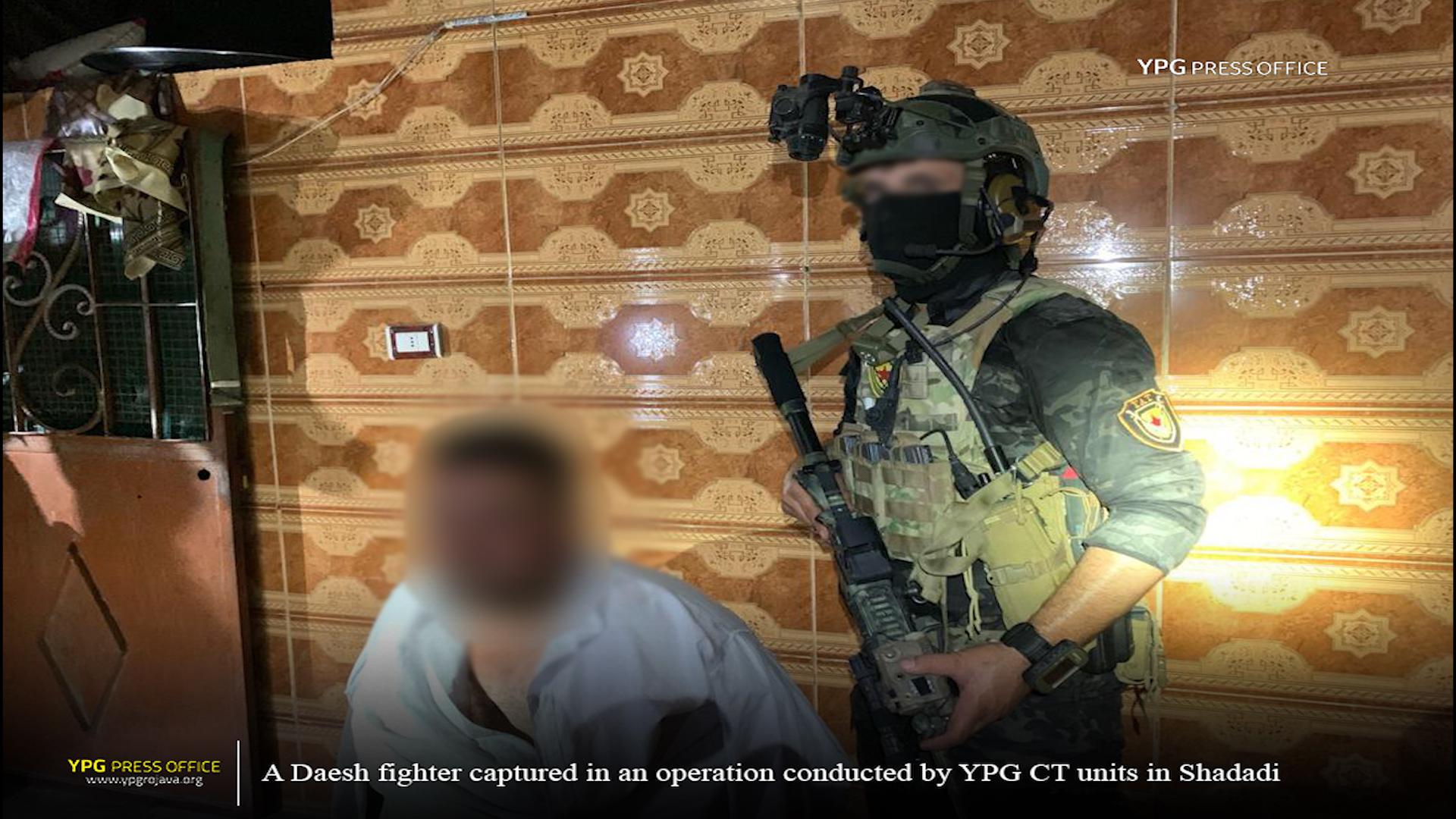 Photo of YPG: DI 3 OPERASYONÊN SERKEFTÎ DE 4 ÇETE HATIN GIRTIN 2 JÎ HATIN KUŞTIN