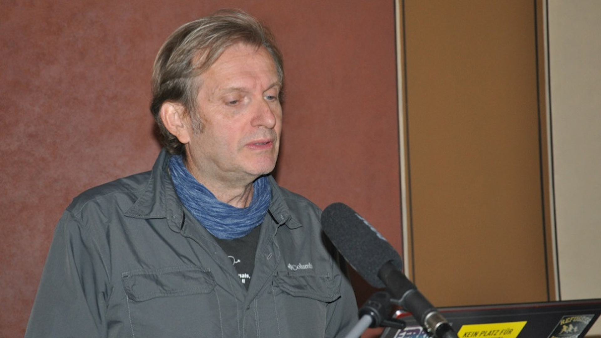 Photo of Prof.Trabert: gefên Tirkiyê dibin sedema tirsê, divê bi dawî bibin