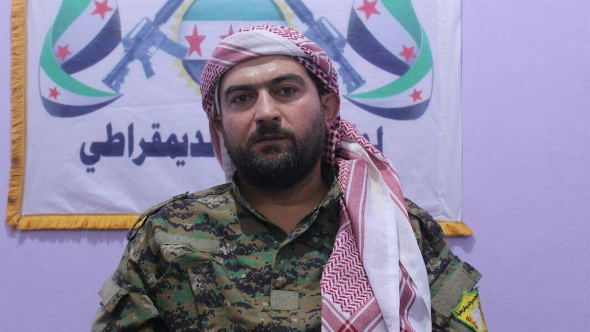 Photo of Ebû Umer El-Idlibî: dewleta Tirk beşekî terorê li rojhilata navîn e