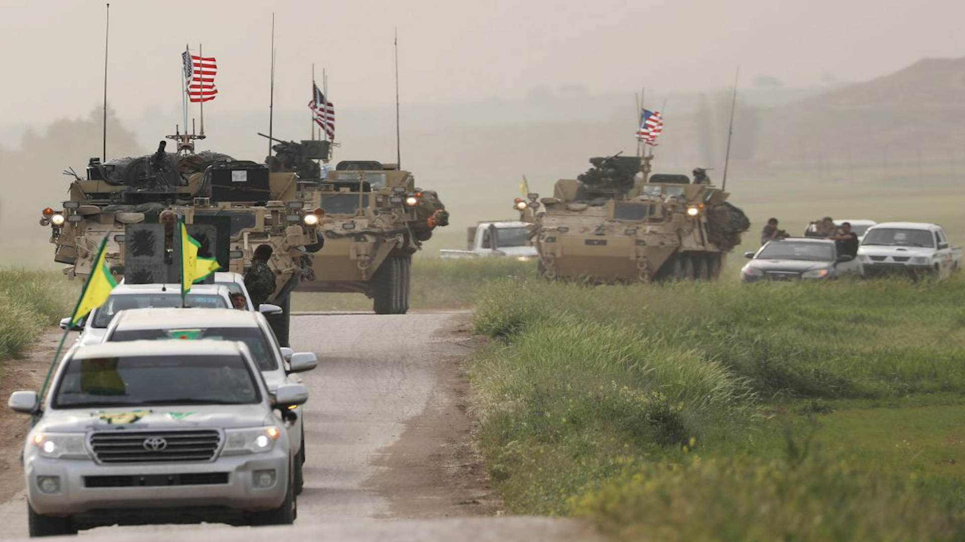 """Photo of Komîteya """"lêkolînkirina Sûriyê"""" ya kongres ji Trump xwest hêzên Emerîkî ji Sûriyê venekişîne"""