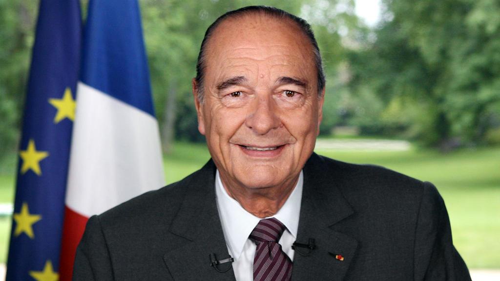 Photo of Serokê Fransa yê berê Jacques Chirac koça dawî kir