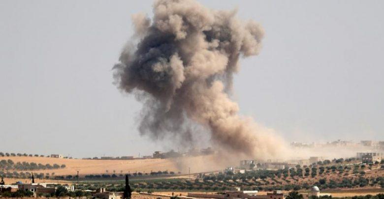 Photo of Li gundewarê Idlibê zarokekê jiyana xwe ji dest da