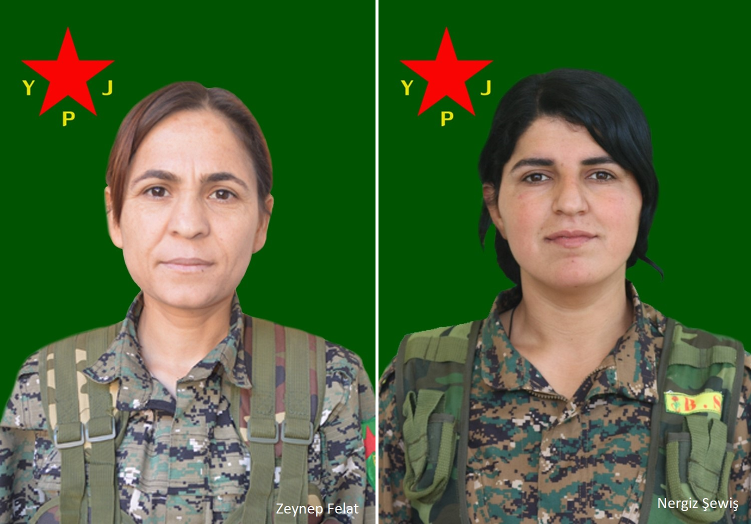 Photo of YPJ: Bûn Pêşêngên Berxwedana Rûmetê