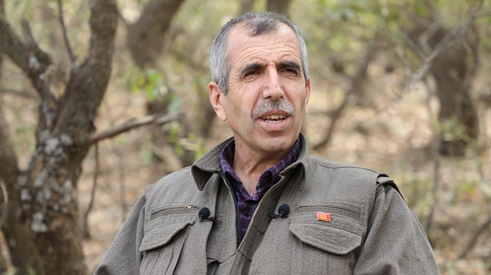 Photo of Bahoz Erdal: Têkoşîna dîrokî ya şoreşa Kurdistanê, hişt AKP'ê li her derê têk biçe