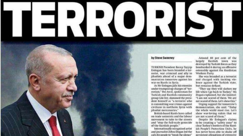 Photo of The Morning Star: Erdogan çêkên Kîmyewî li Sûriyê bi kar anî