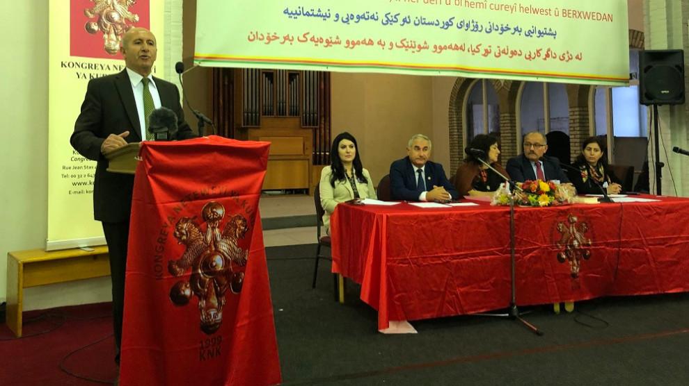 """Photo of KNK'ê: """"Azadî û statuya Rojava pêşeroja hemû Kurdan e"""""""