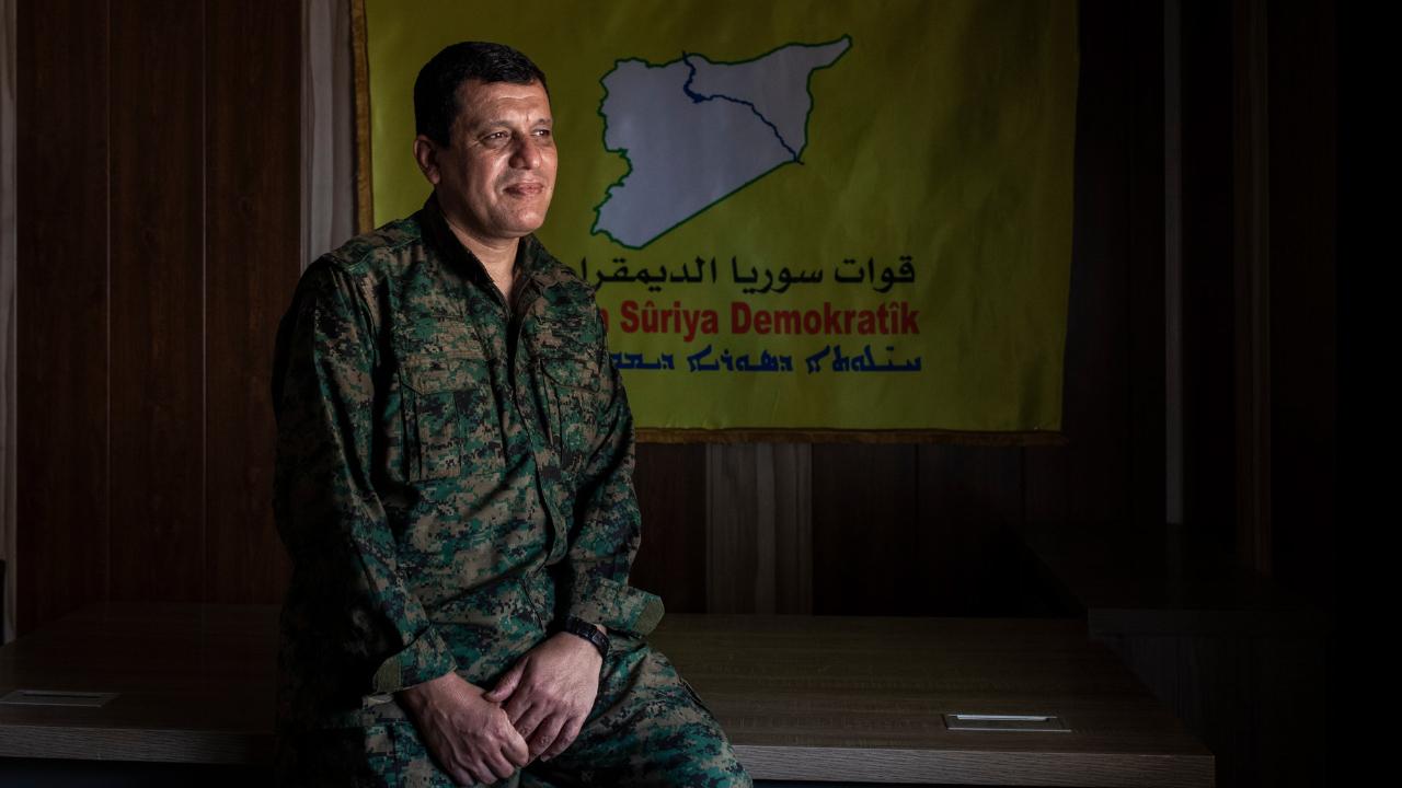 Photo of Mazlûm Ebdî:  lihevkirina Emerîkî-Tirkî dê bibe sedema qirkirineke di n a Kurdan