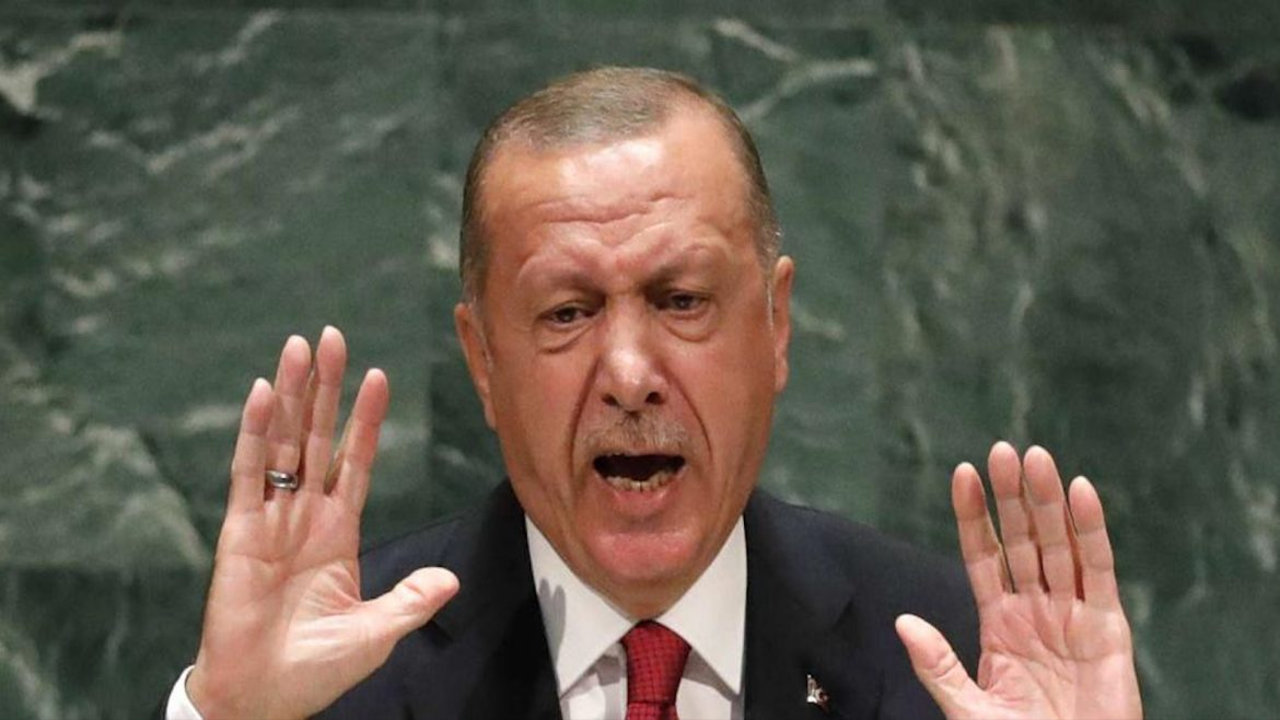 Photo of Erdogan: êdî rojek jî tehemûla me ne maye