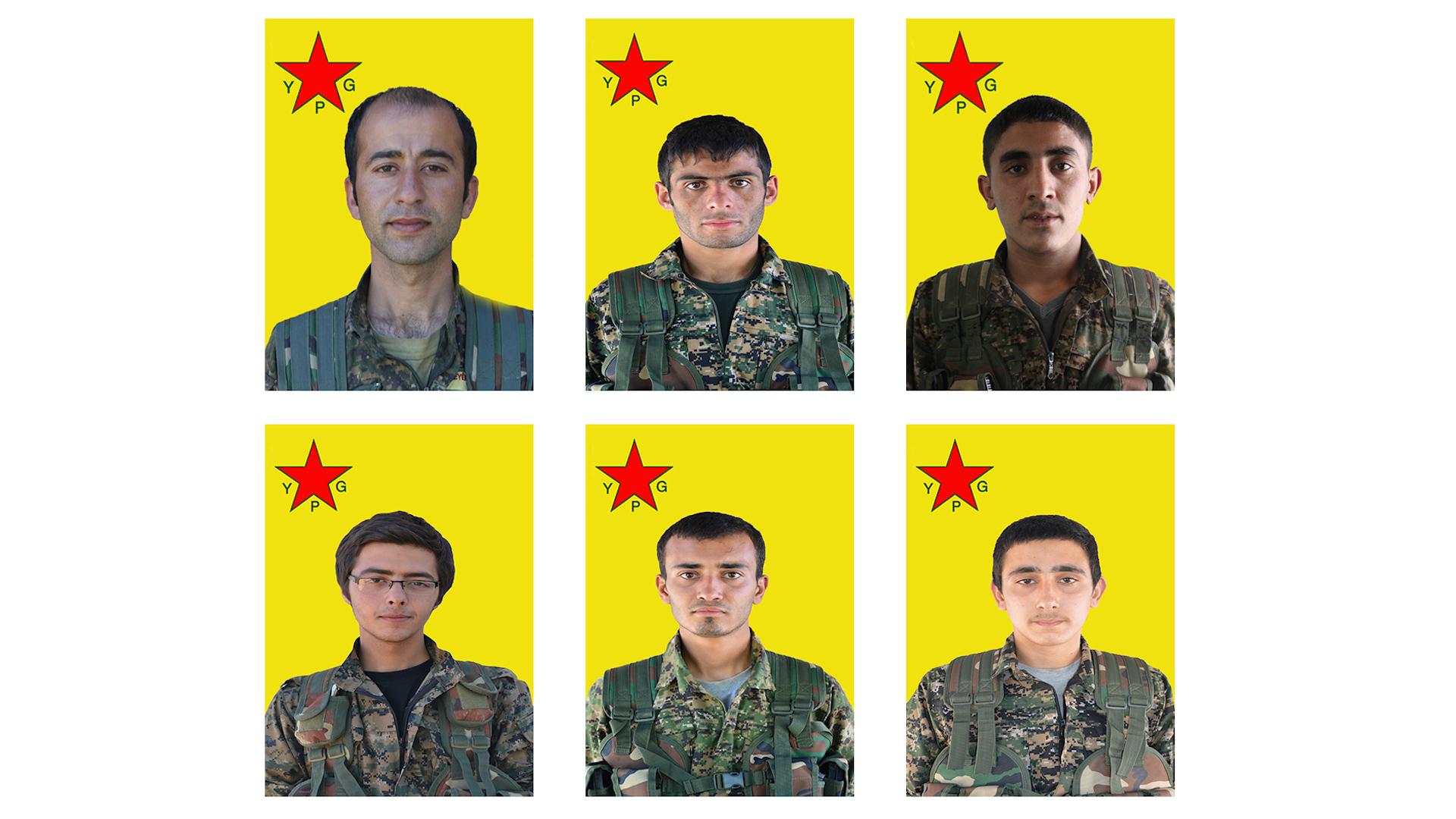 Photo of YPG'Ê: nasnameya 6 cangoriyên Azadiyê eşekre kir