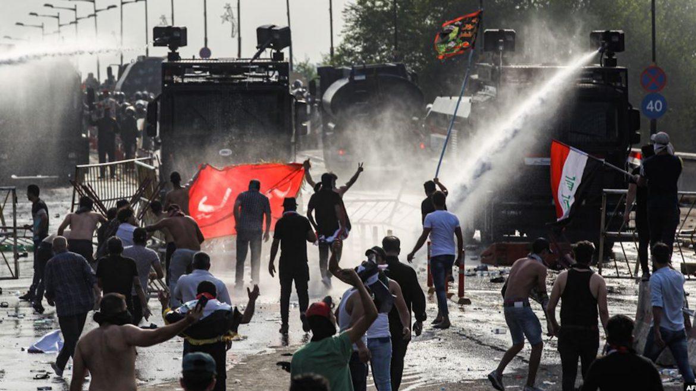 Photo of Dîsan gelê Îraqê daketin qadên bexdayê