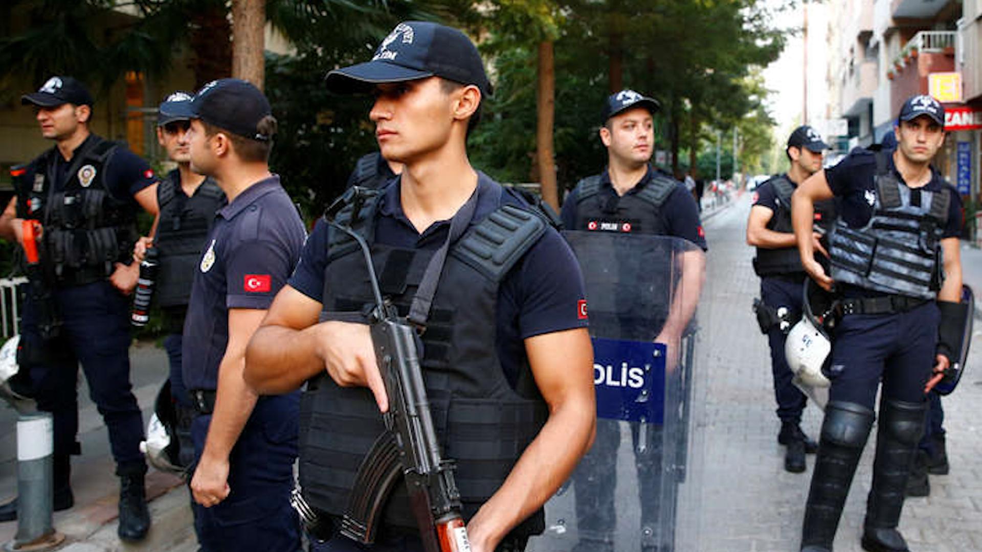 Photo of Li 81 bajarên Tirkiyê, hezar û 263 kes hatin binçavkirin