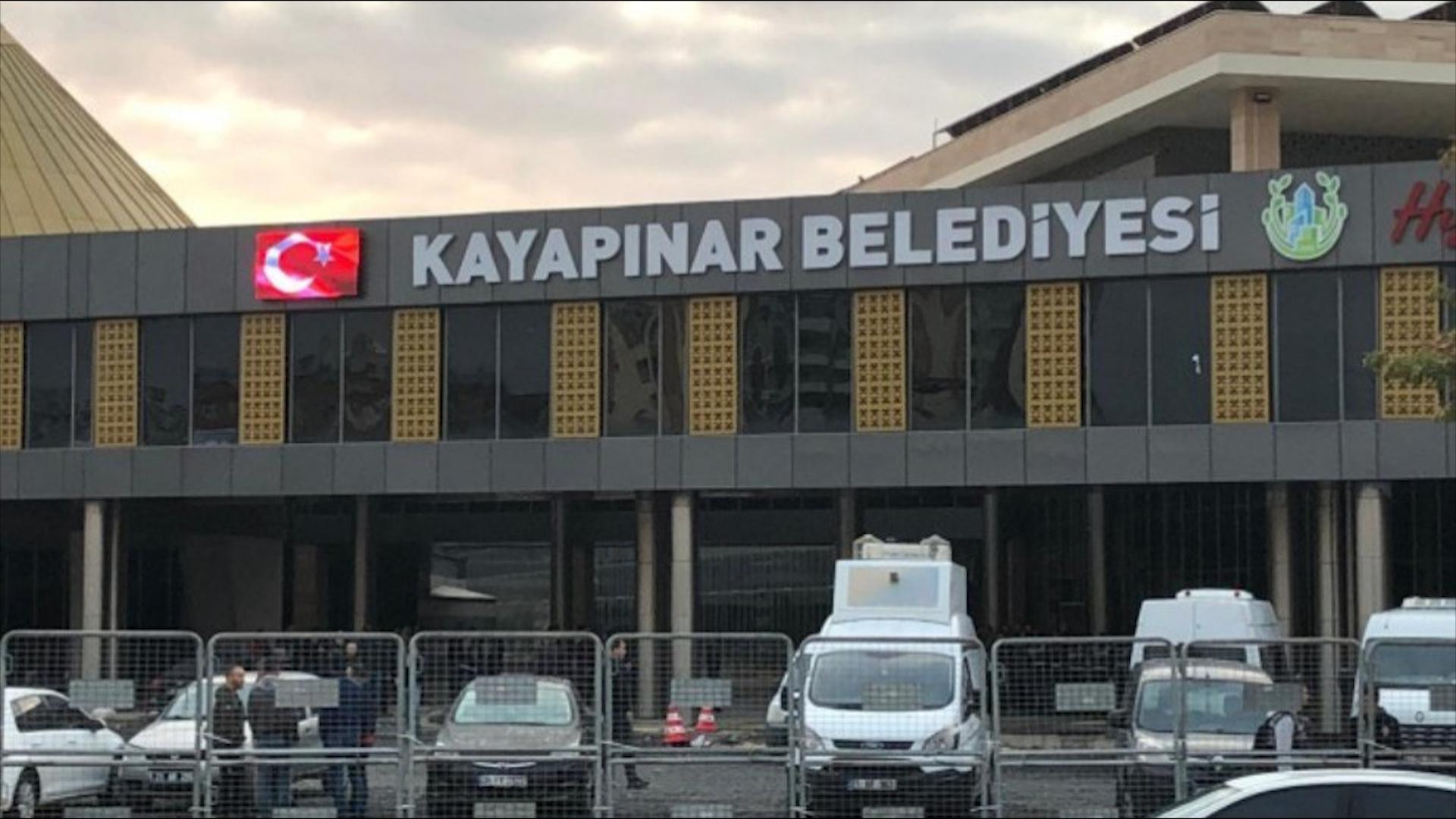 Photo of Hikumeta faşîst a AKP'ê dest danî ser 4 şaredariyên din ên HDP'ê