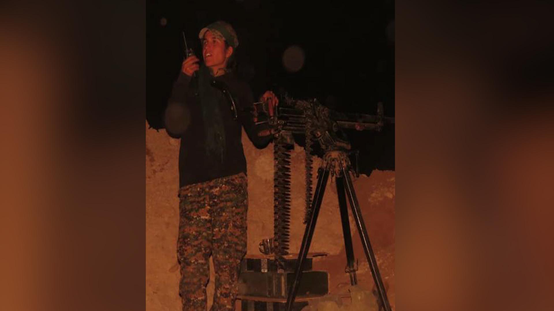 Photo of Heval Zîn fermandar, pêşeng û kedkara mezin a şoreşê bû
