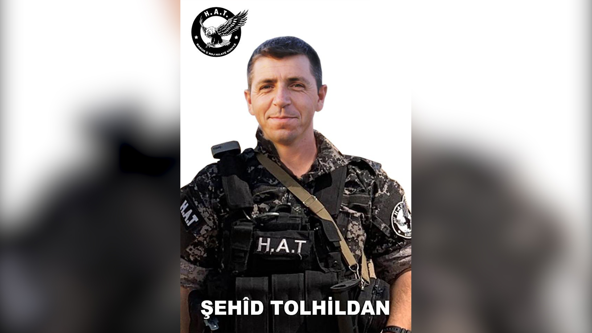 Photo of HAT: fermandar Tolhildan şehîd bû