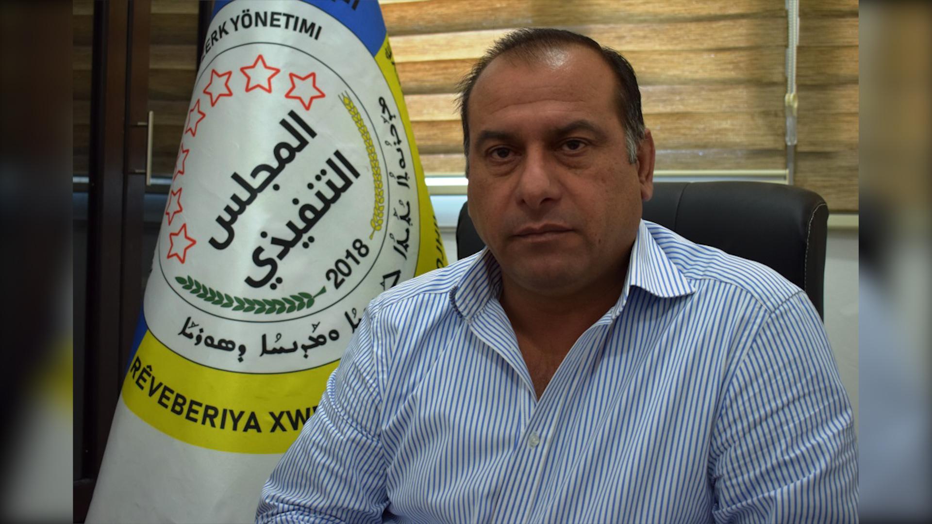 Photo of Ebdilhamid El-Mihbaş: lihevkirin leşkerî ye û ti guhertin li ser nexşeya rêveberiyê çênabe
