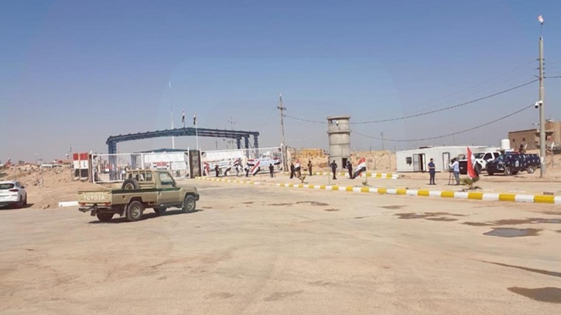 Photo of Îraq-Sûriye piştî 8 salan, dergeha navbera herdu welatan vedibe
