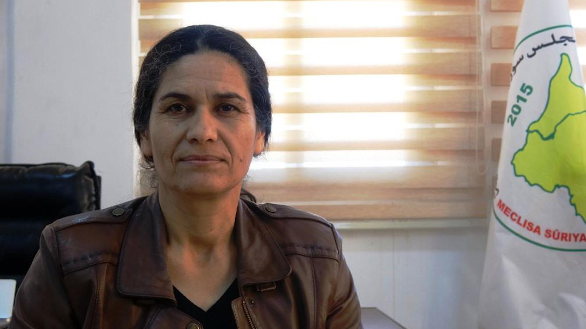 Photo of Îlham Ehmed: Ger Rejîm difikire ku dewleta Tirk wê ji cihên dagir kirî derbikeve tenê xewnan dibîne