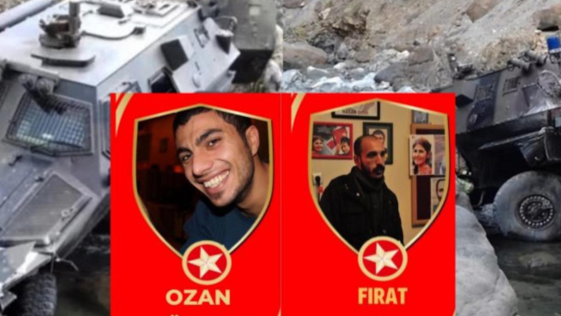 Photo of HDBH: li Çiyayê Amanostê 4 leşkerên dewleta tirk hatin kuştin