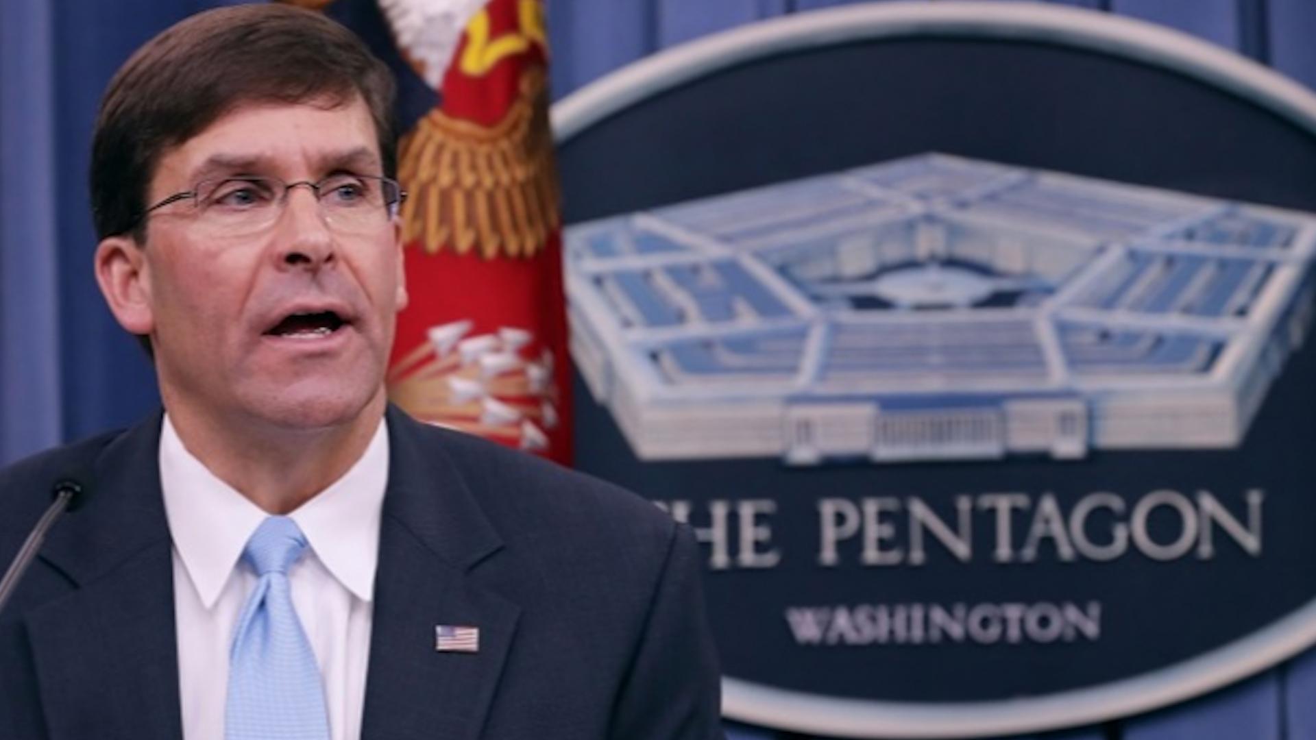 Photo of Pentagon: em difikirin ku hin hêzên xwe li Bakûr û Rojhilatê Sûrî bihêlin