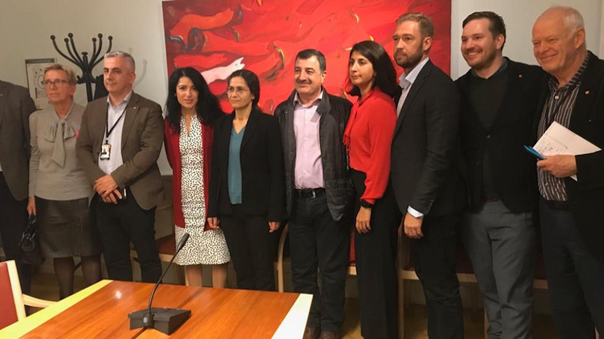Photo of Îlham Ehmed: divê herêm ji firînê re were qedexekirin