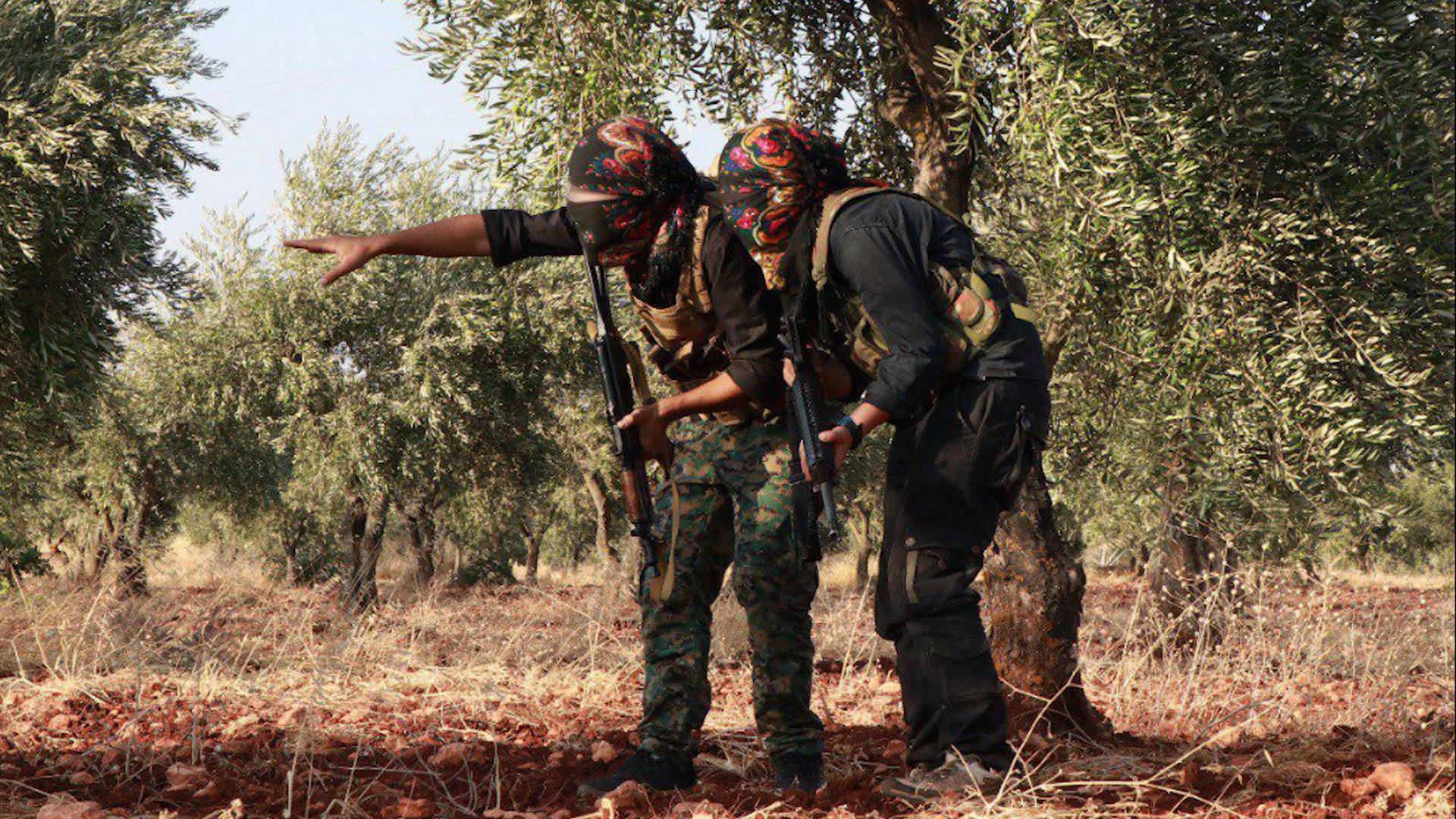 Photo of HRE: li Efrîn û gundewarên wê 5 çete û leşkerke dewleta Tirk hat kuştin