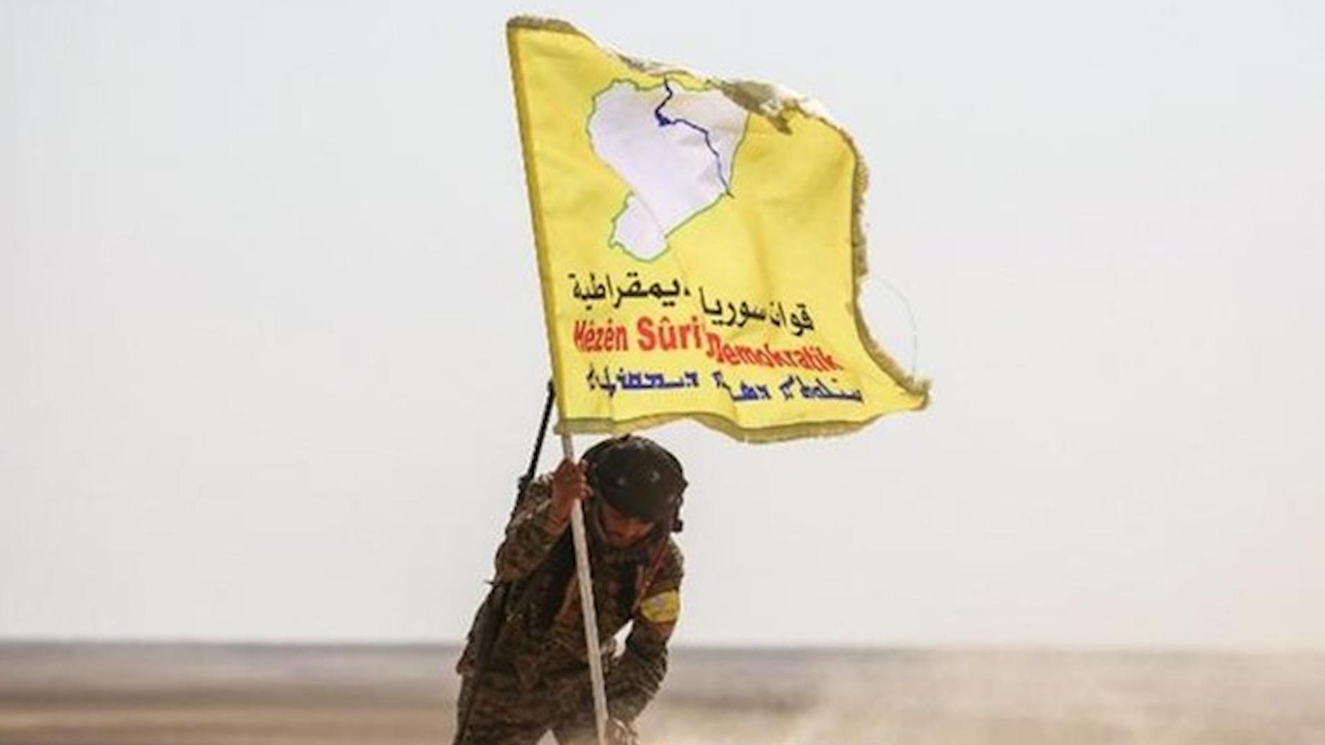 Photo of QSD'ê li Kobanê xwe li cihên nû bi cîh dikin
