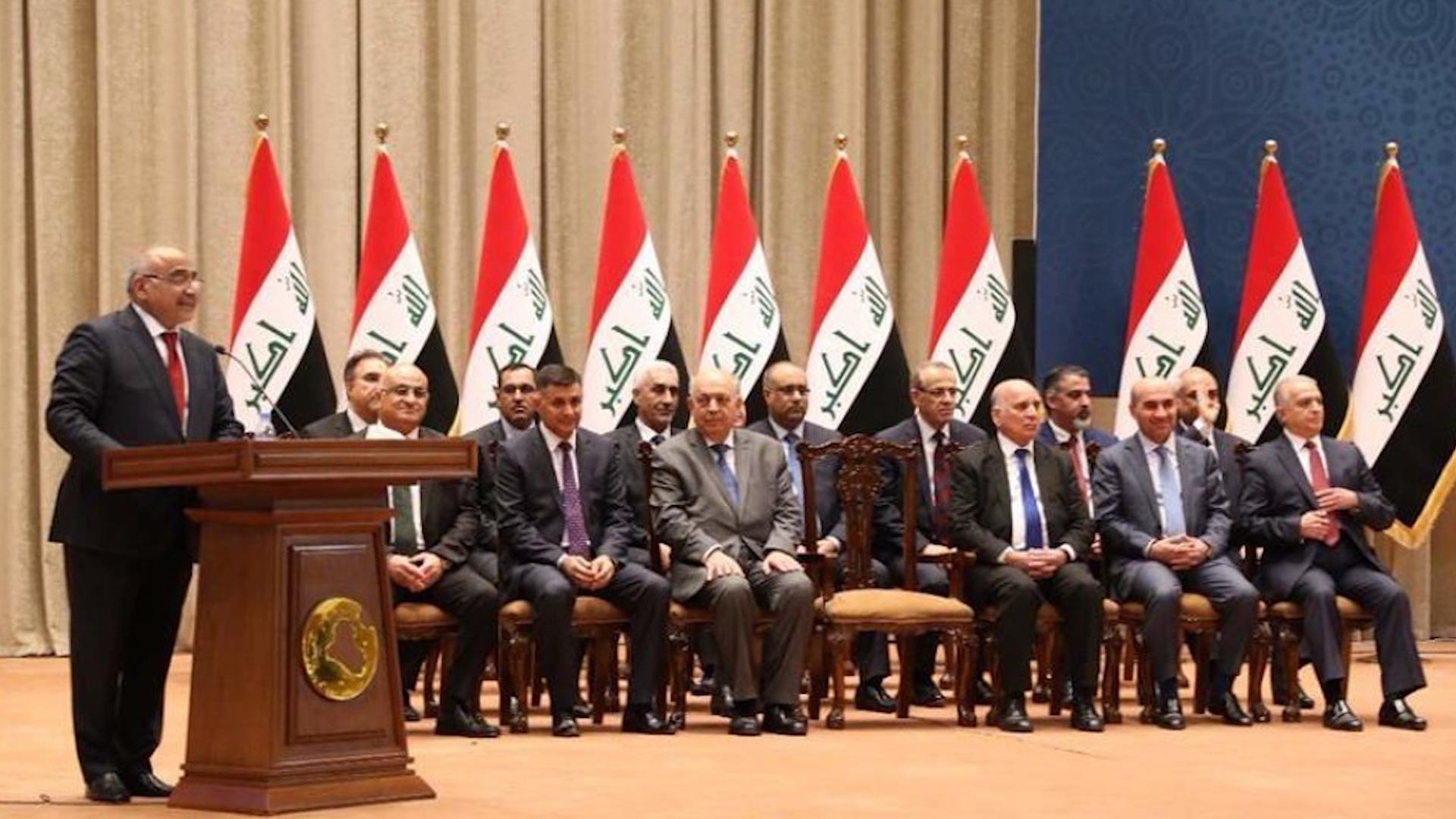 Photo of 12 aliyên Siyasî yên Iraqê li ser proje yasayek li hev kir û ji bo bicihanînê 45 roj dem dan hikûmetê