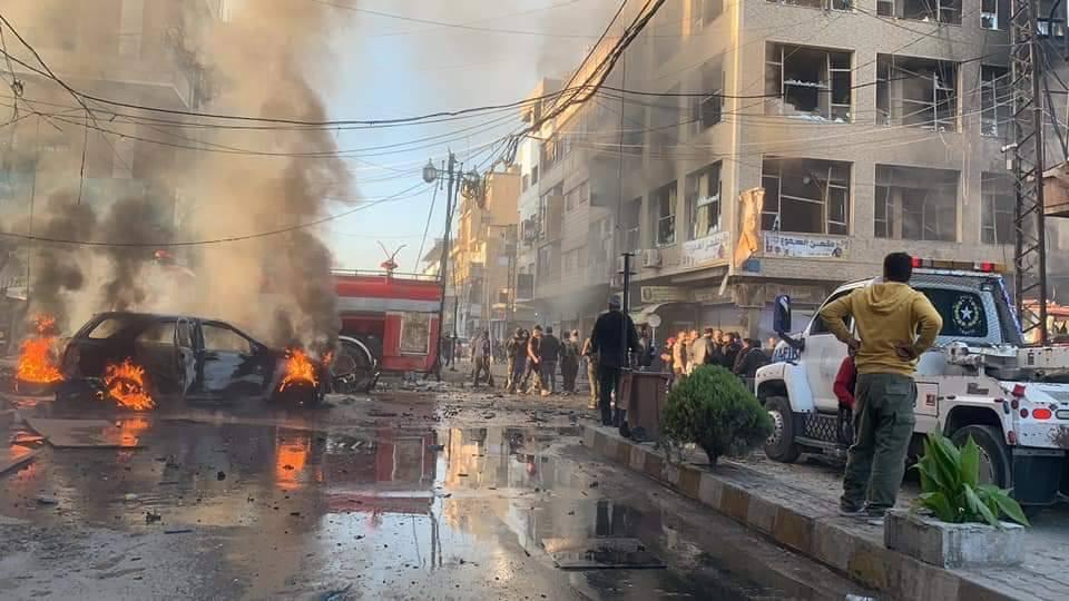 Photo of Hêzên Ewlekariyê şaneya ku teqînên li Qamişlo pêk anîn girt