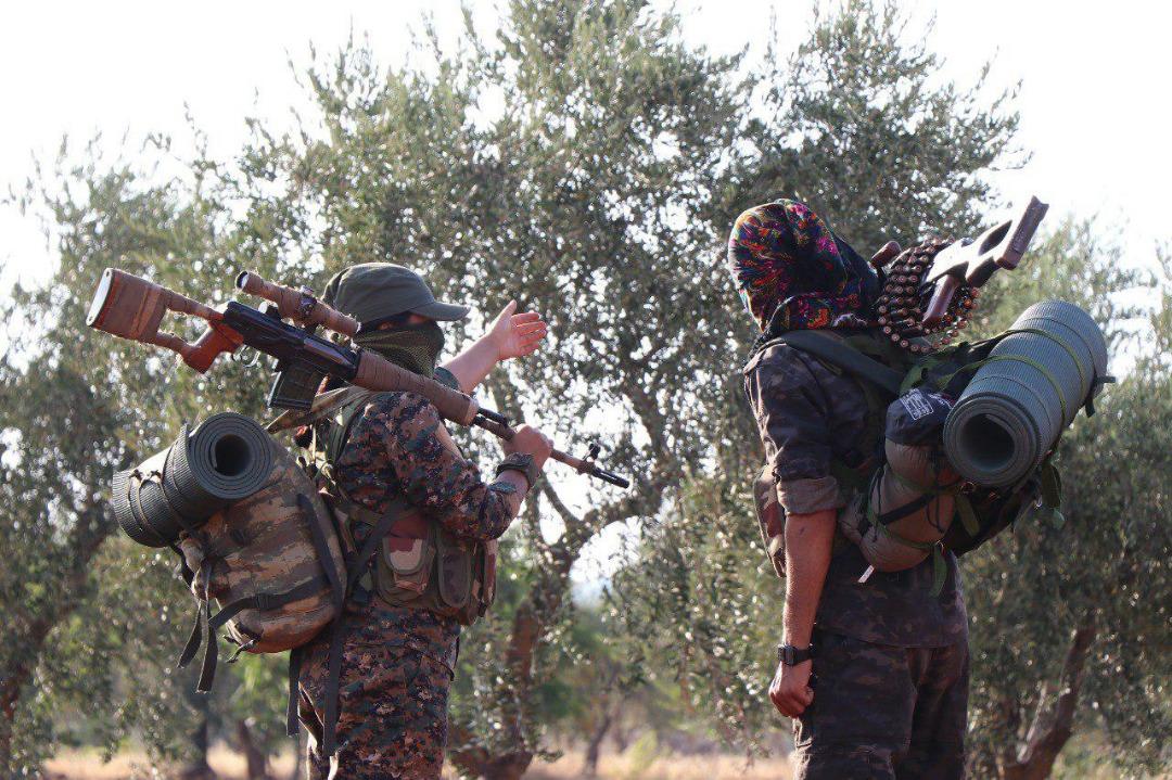 Photo of HRE: li Ezaz û Efrînê 3 çete hatin kuştin
