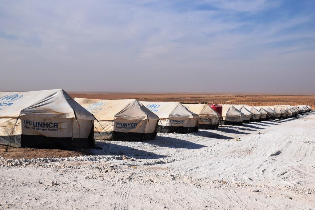 Photo of Meclisa Kantona Girê Spî ji bo koçberan li Reqayê kampek vekir